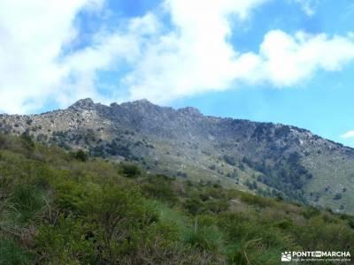 La Peñota-Valle de Fuenfría; via ferrata ordesa mochila de campamento rimas becquer costa de la muer